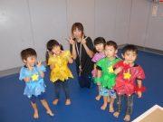 3歳児クラス 発表