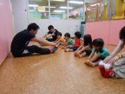 6月より体操教室が始まりました