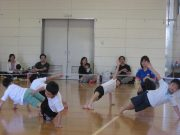 4,5歳児組体操