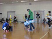 2,3歳児親子競技