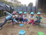 園庭あそび (2)