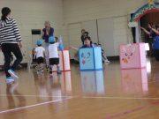 1歳児親子競技