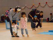 0,1,2歳児クラス 親子競技