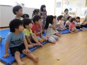 2、3歳児クラス「しろくまのパンツ」