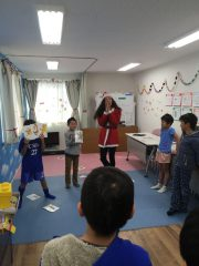 Arisa先生と英語でクリスマス!!
