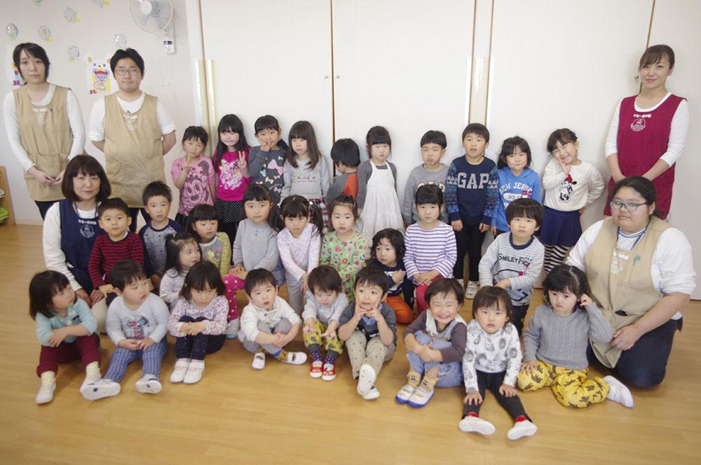 マミー保育園 新川崎