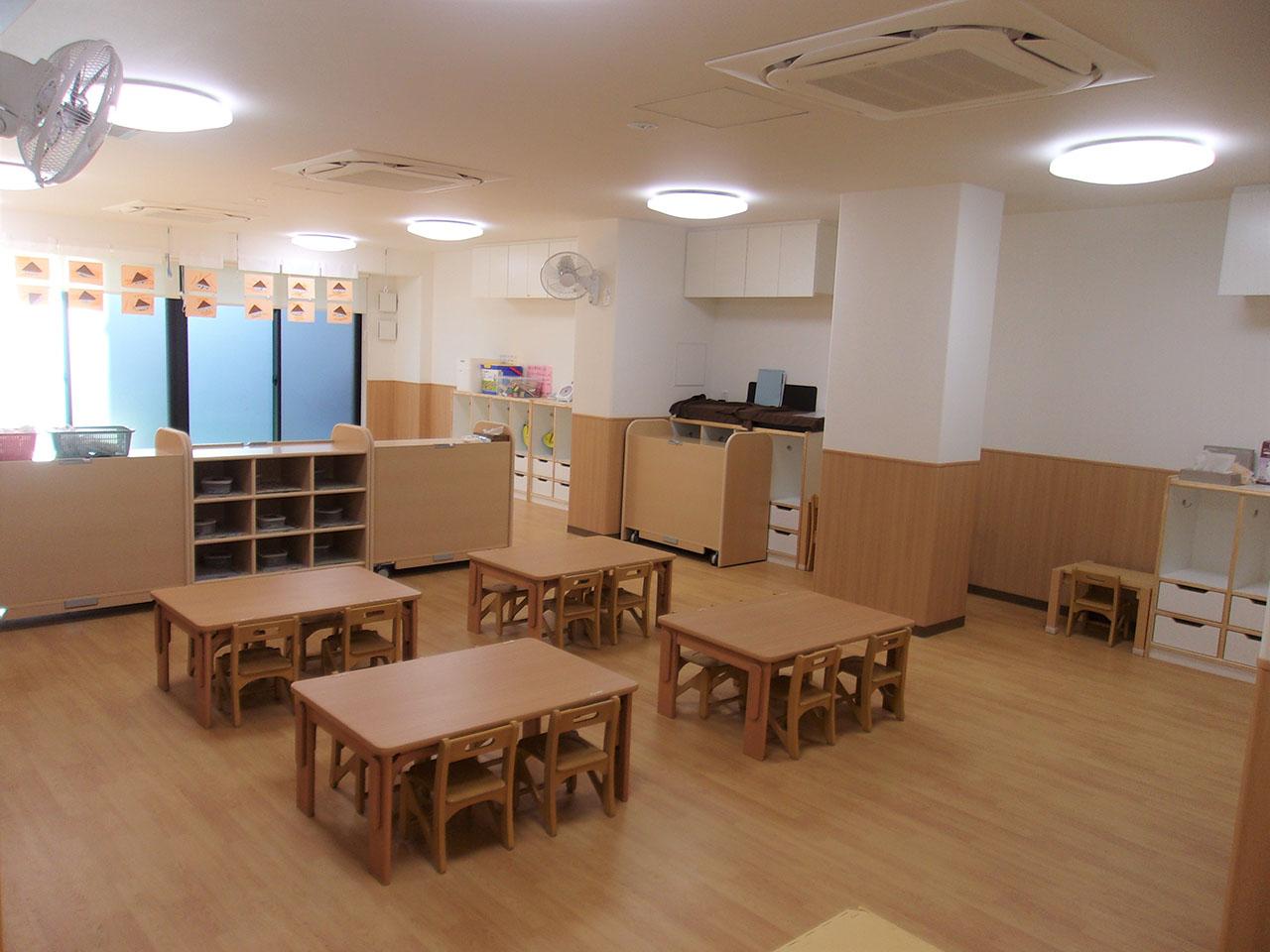 2・3才児室