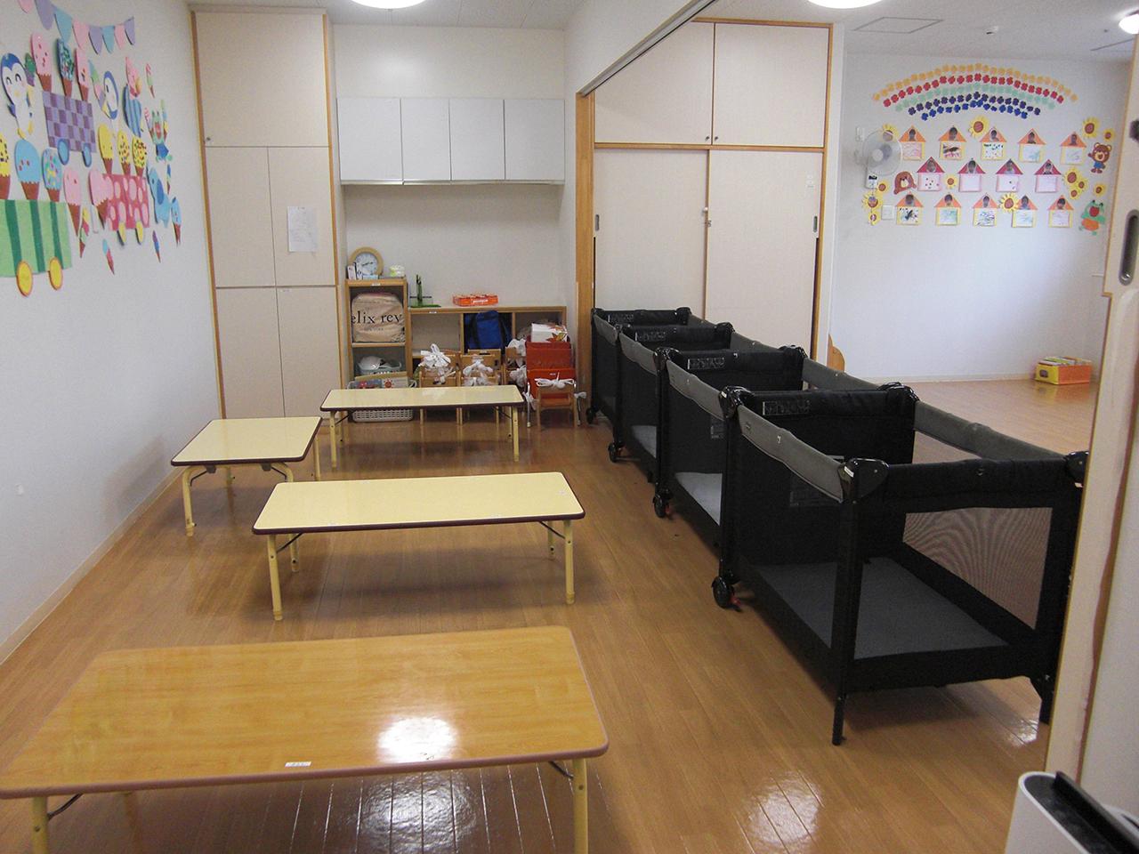 0.1歳児室