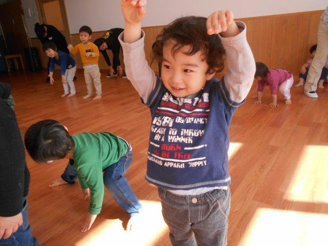 2才児体操プログラム