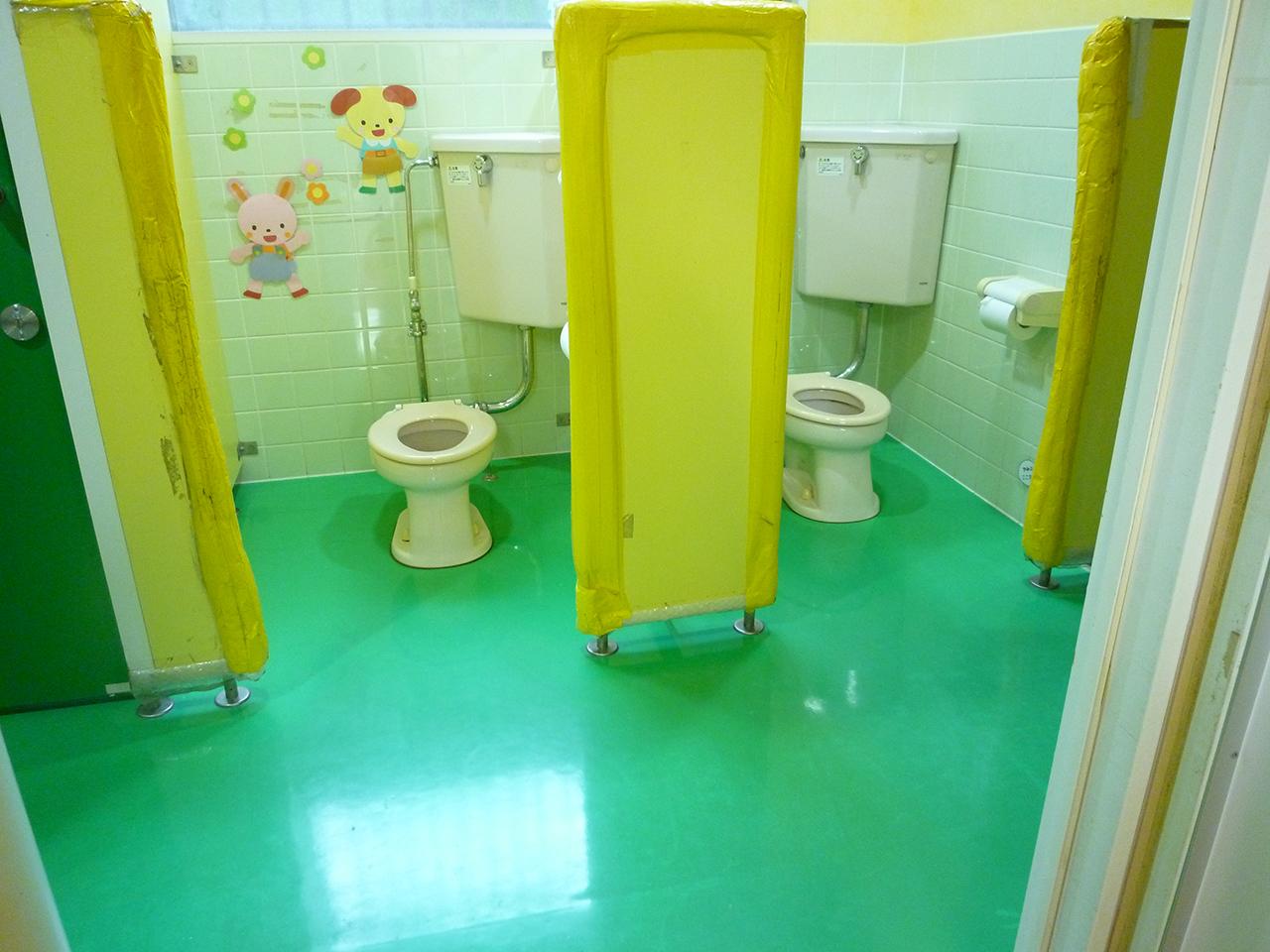 こども用トイレ