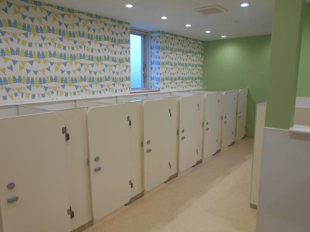 幼児トイレ1