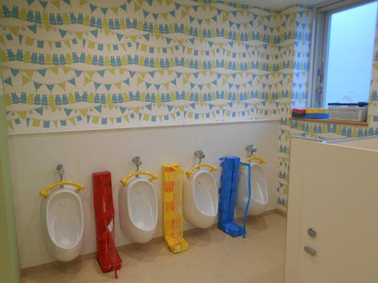 幼児トイレ2
