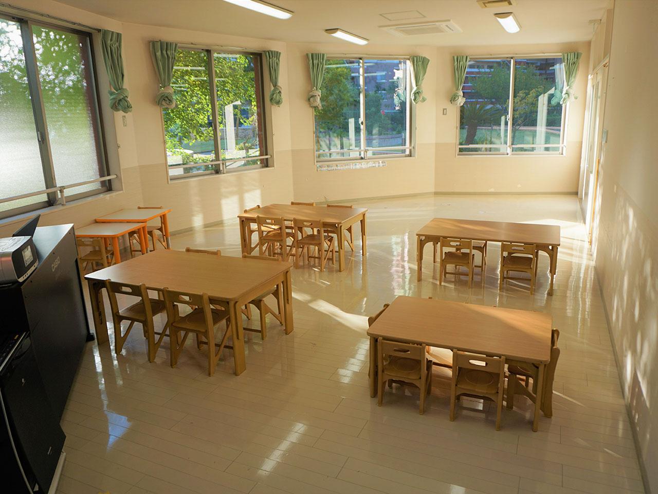 3-5歳児保育室