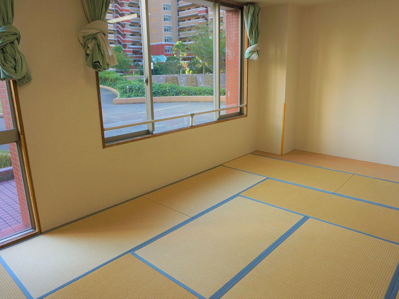 2歳児保育室