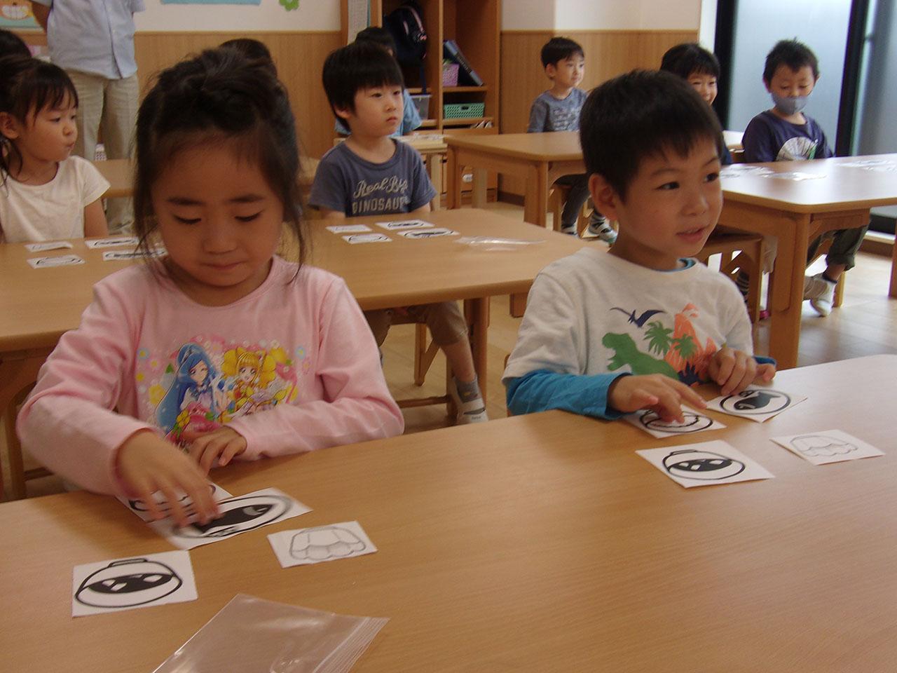 4.5才児食育プログラム