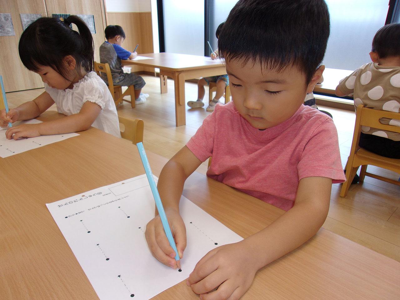 3才児ワークプログラム