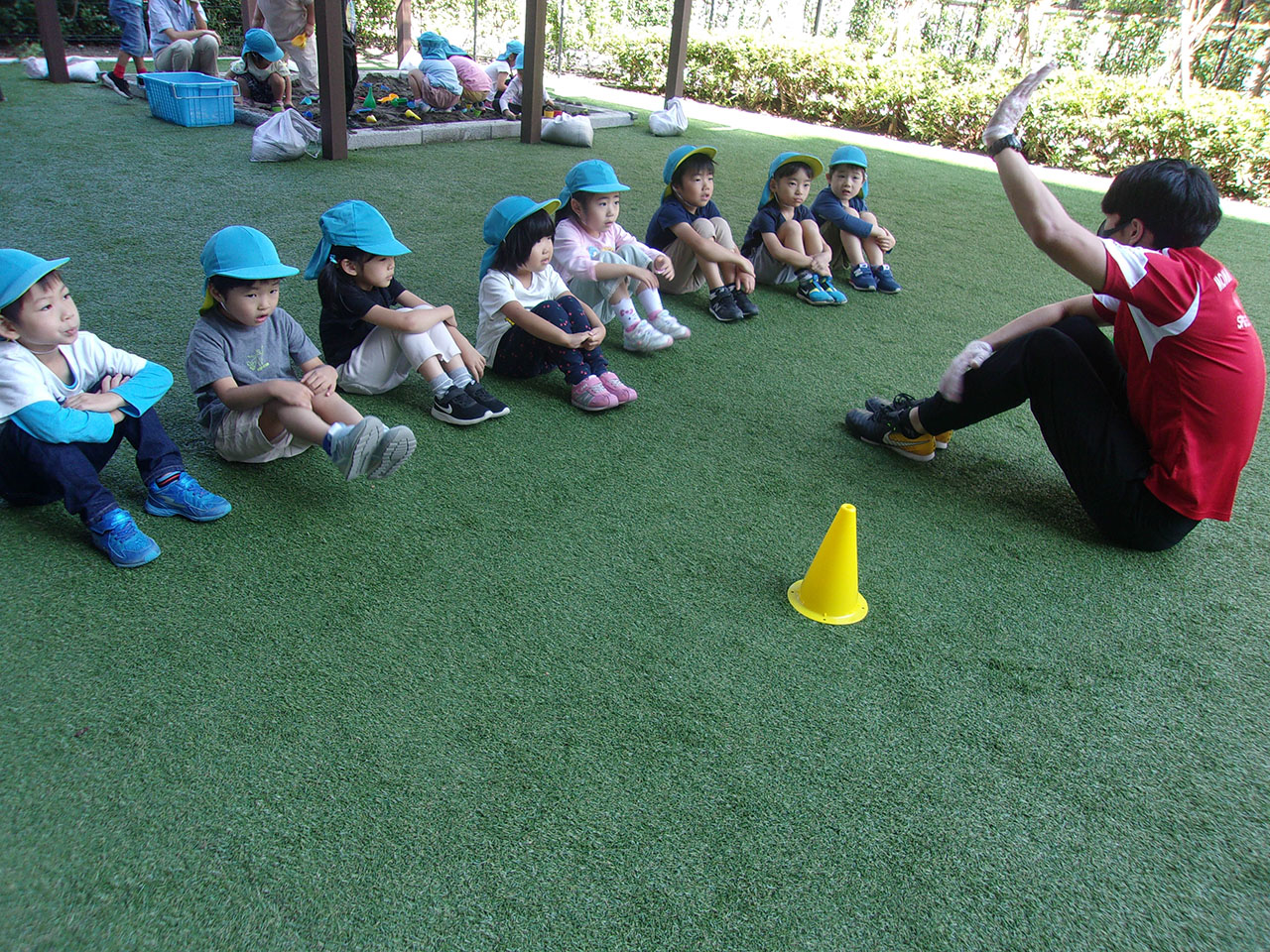 4.5才児運動プログラム