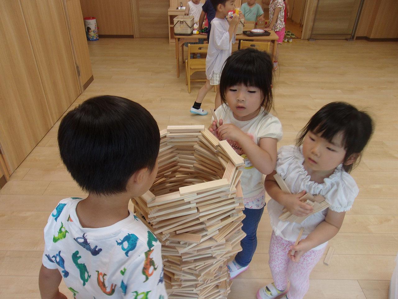 3才児カプラあそび