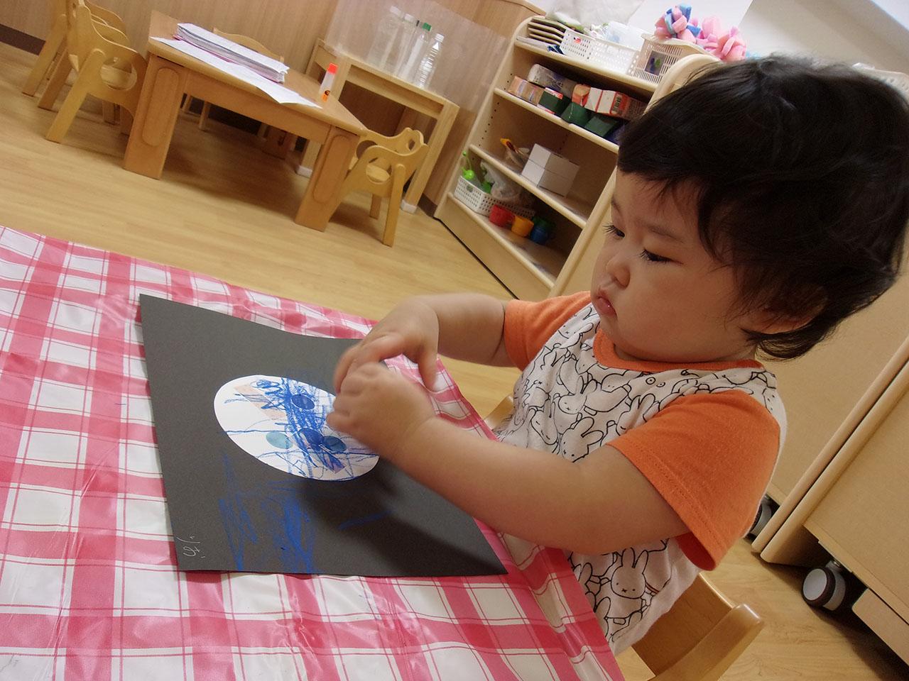 1才児造形プログラム